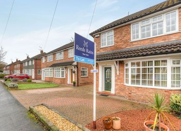 Thumbnail 4 bed semi-detached house to rent in Ashley Drive, Bramhall, Stockport