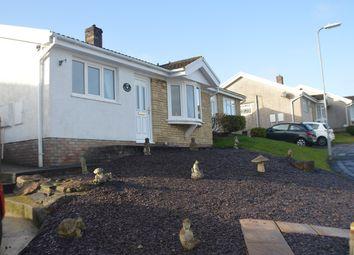 Thumbnail 2 bed semi-detached bungalow for sale in Ridgewood Gardens, Cimla, Neath