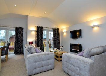 Thumbnail 2 bed lodge for sale in The Bridlington Links, Flamborough Road, Bridlington