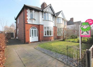 Thumbnail 3 bed semi-detached house for sale in Cromwell Road, Northwich