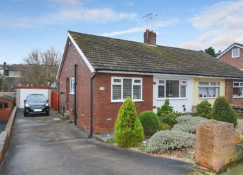 Thumbnail 2 bed semi-detached bungalow for sale in Priesthorpe Road, Farsley, Pudsey
