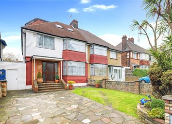 Thumbnail 5 bed semi-detached house for sale in The Vale, Golders Green, London