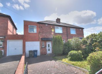 3 bed semi-detached house for sale in Broomridge Avenue, Condercum Park, Newcastle Upon Tyne NE15