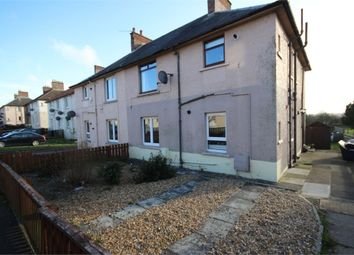 Thumbnail 2 bed flat for sale in 12 Brucefield Terrace, Lumphinnans, Cowdenbeath, Fife