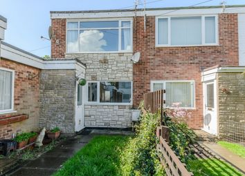 Thumbnail 2 bed end terrace house for sale in Telford Way, Leicester, Leicester