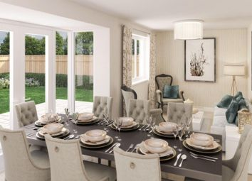 """Thumbnail 5 bed detached house for sale in """"Oulton"""" at Beancroft Road, Marston Moretaine, Bedford"""
