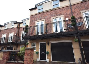Thumbnail 4 bed town house to rent in Grove Park Avenue, Gosforth, Newcastle Upon Tyne