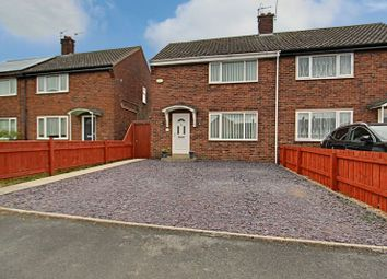 Thumbnail 3 bed semi-detached house for sale in Sigston Road, Beverley