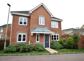 Thumbnail 3 bed detached house for sale in Upavon Close, Worting, Basingstoke