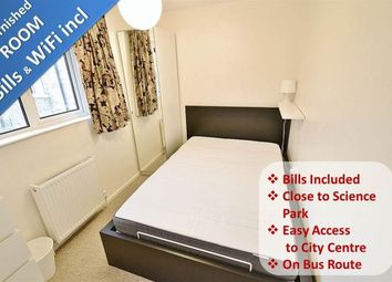 Thumbnail 1 bedroom property to rent in Crosfield Court, Cambridge