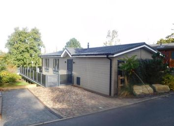 Thumbnail 2 bedroom mobile/park home for sale in Woodland Falls, Rockley Park, Poole