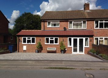 Thumbnail 2 bed flat for sale in Cresswell Road, Chesham