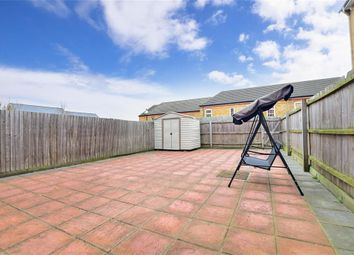 Thumbnail 4 bed end terrace house for sale in Steven Close, Chatham, Kent
