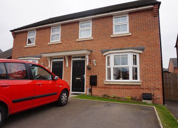 Thumbnail 3 bedroom semi-detached house for sale in Esme Close, Binley, Coventry