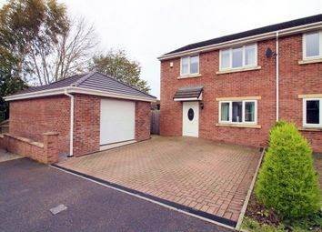 Thumbnail 3 bed semi-detached house for sale in Caird Avenue, Carlisle