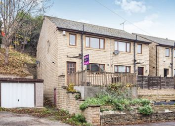 Thumbnail 3 bed semi-detached house for sale in Bramston Street, Rastrick, Brighouse