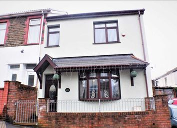 Thumbnail 4 bed semi-detached house for sale in Berw Road, Tonypandy