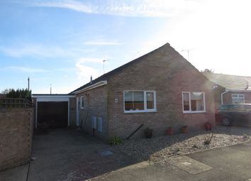 Thumbnail 2 bed detached bungalow for sale in Hudson Close, Dovercourt, Harwich
