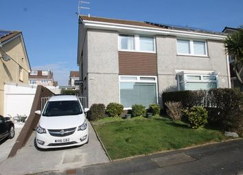 Thumbnail 3 bedroom semi-detached house for sale in Therlow Road, Plymouth