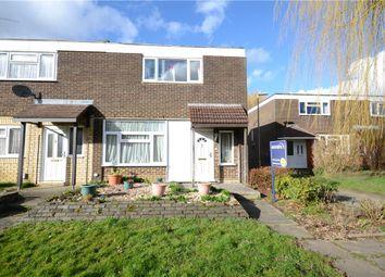 Thumbnail 2 bedroom end terrace house for sale in Houseman Road, Farnborough, Hampshire