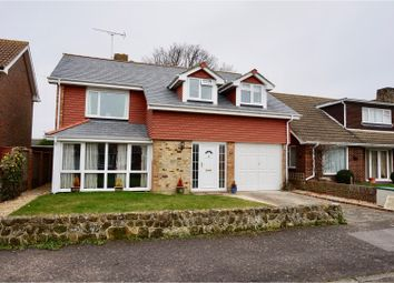Thumbnail 4 bed detached house for sale in St. Richards Drive, Aldwick