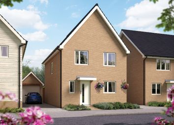 "Thumbnail 4 bed detached house for sale in ""The Salisbury"" at Toddington Lane, Wick, Littlehampton"