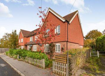 Thumbnail 3 bed end terrace house for sale in Tonbridge Road, Chiddingstone Causeway, Tonbridge, Kent