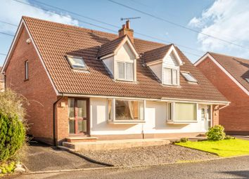 Thumbnail 3 bed semi-detached house for sale in Upper Malvern Drive, Belfast