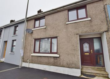 Thumbnail 3 bed terraced house for sale in Haven Road, Haverfordwest