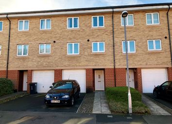 Thumbnail 4 bed terraced house for sale in Padstow Road, Swindon