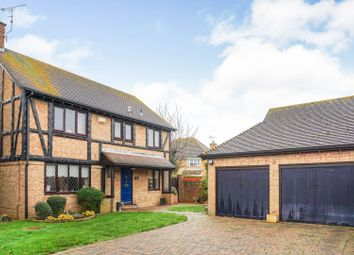 Thumbnail 4 bed detached house for sale in The Russets, Whitstable