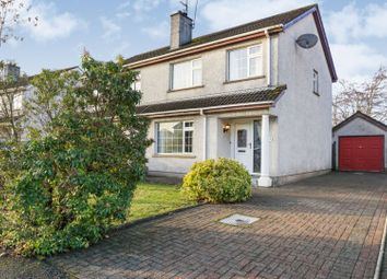 Thumbnail 3 bed semi-detached house for sale in Beechwood Avenue, Ballymena
