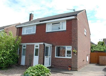Thumbnail 2 bed semi-detached house for sale in Highfields Close, Shepshed, Leicestershire
