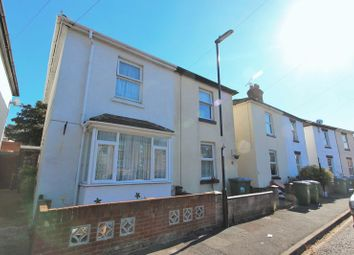 Thumbnail 2 bed semi-detached house for sale in Thorneycroft Avenue, Southampton