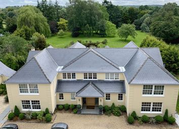 Thumbnail 6 bed detached house for sale in Church Lane, Arborfield, Reading