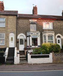Thumbnail 3 bedroom terraced house for sale in Sprowston Road, Norwich, Norfolk
