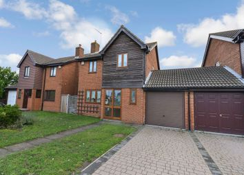 Thumbnail 4 bed detached house for sale in Nelson Road, Orsett, Grays