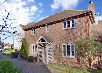 Thumbnail 3 bed detached house for sale in Mcarthur Drive, Kings Hill, West Malling, Kent