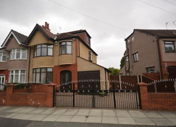 Thumbnail 4 bed semi-detached house for sale in Brownmoor Park, Liverpool