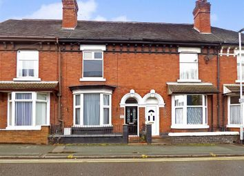 Thumbnail 3 bed terraced house for sale in Queen Street, Crewe