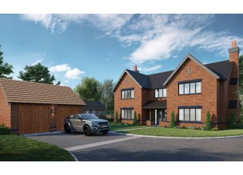 Thumbnail 6 bed detached house for sale in South Kilworth Road, North Kilworth