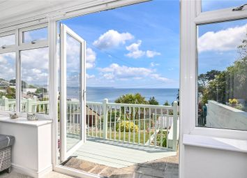 Thumbnail 3 bed detached house for sale in Plaidy Park Road, East Looe, Cornwall