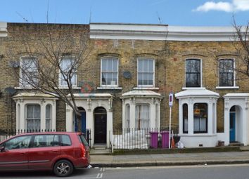 Thumbnail 3 bed terraced house to rent in Old Ford Road, London