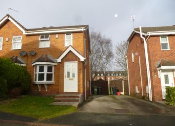 Thumbnail 2 bed semi-detached house to rent in Ravendale Close, Winsford