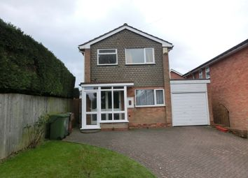 Thumbnail 3 bed detached house for sale in Beaudesert Road, Hollywood, Birmingham