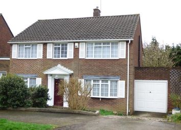 Thumbnail 4 bed detached house for sale in Sandringham Road, Potters Bar, Hertfordshire