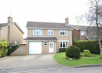 Thumbnail 4 bed detached house for sale in Naseby Close, Wellingborough