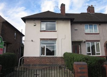 Thumbnail 2 bed terraced house to rent in Wordsworth Avenue, Ecclesfield, Sheffield