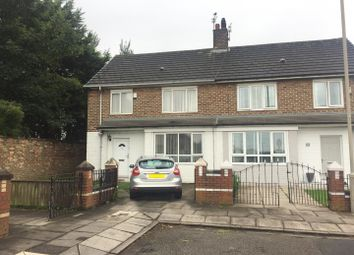 Thumbnail 3 bed end terrace house to rent in Callestock Close, Liverpool