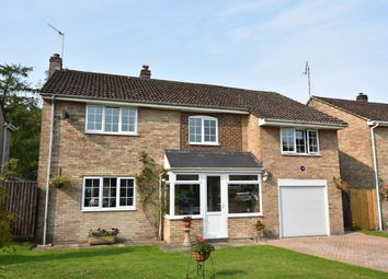 Thumbnail 4 bed detached house for sale in Culvermead Close, Marlborough